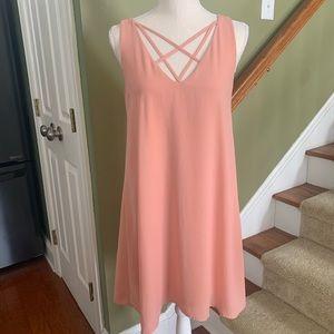 HYFVE Flowy Sleeveless Dress